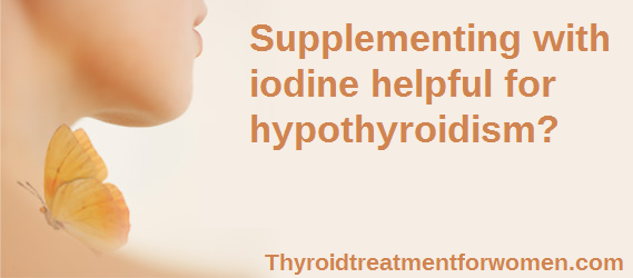 best iodine supplements for thyroid