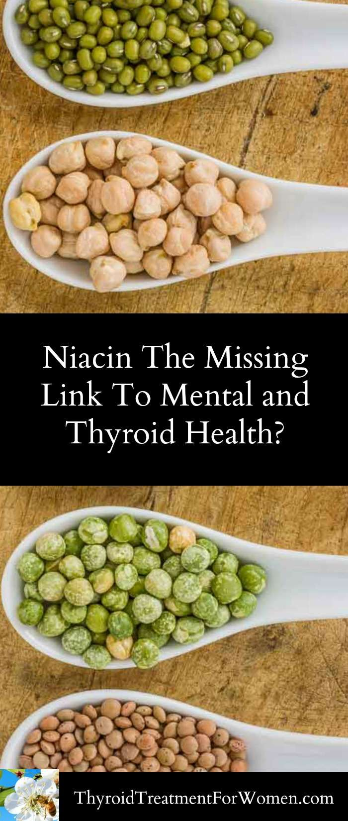 Niacin the missing link for mental and thyroid health
